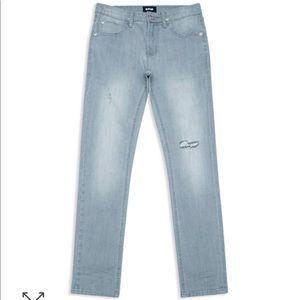 Hudson Boys' Jude Distressed Skinny Jean